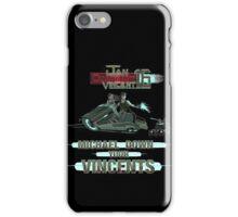Rick and Morty: Jan Quadrant Vincent 16 iPhone Case/Skin