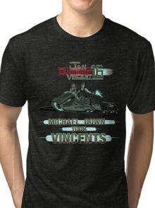 Rick and Morty: Jan Quadrant Vincent 16 Tri-blend T-Shirt