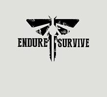 "The Last of Us ""Endure and Survive"" Firefly Emblem Unisex T-Shirt"