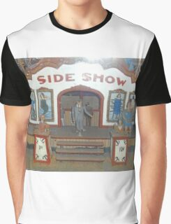 Step Right Up,Folks! Graphic T-Shirt