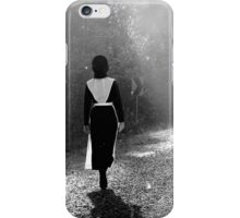 Dusty Country Road iPhone Case/Skin