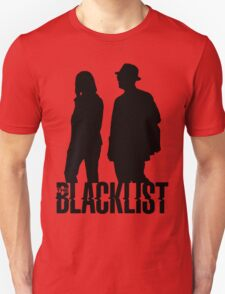 Red and Liz Silhouettes  Unisex T-Shirt