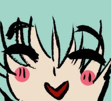 YYH: Yukina Sticker Sticker