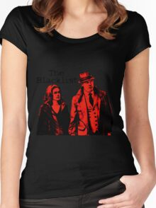 Red & Liz  Women's Fitted Scoop T-Shirt