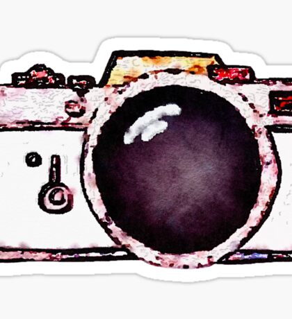 The One With The Camera Sticker
