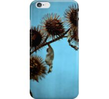 Burdock iPhone Case/Skin