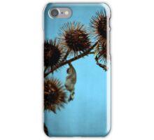 Burdock iPhone Case/Skin