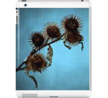 Burdock iPad Case/Skin