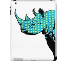 Polka Dotted Unicorn iPad Case/Skin