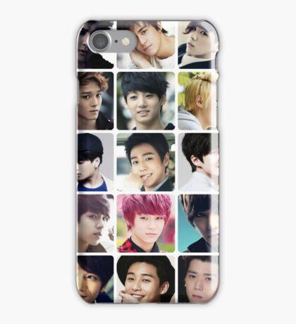 Asian Hotties! iPhone Case/Skin