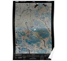 New York NY Santa Clara 20100415 TM Inverted Poster
