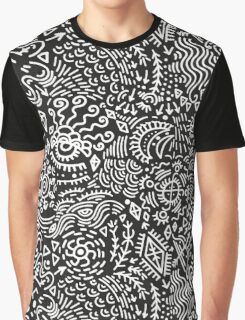 - Psychedelic pattern - Graphic T-Shirt