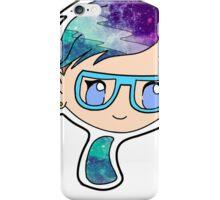 Galaxy Chibi iPhone Case/Skin