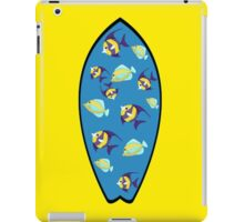 surfboard (fish) iPad Case/Skin