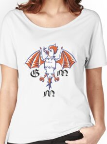 Good Mythical Morning stylized Logo Women's Relaxed Fit T-Shirt