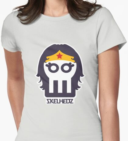 SKELHEDZ WW Womens Fitted T-Shirt