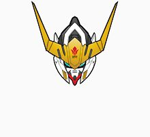 Gundam Barbatos + Tekkadan Iron Flower Logo From Iron Blooded Orphans Unisex T-Shirt