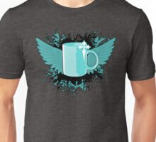 On wings of adrenaline  Unisex T-Shirt