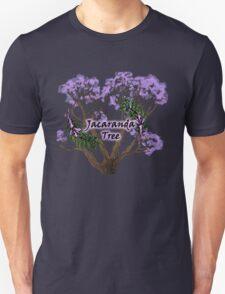 Jacaranda Tree T-Shirt