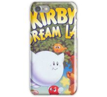 Kirby Dream Land iPhone Case/Skin
