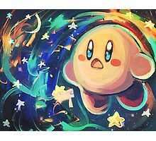 Kirby of the Stars Photographic Print