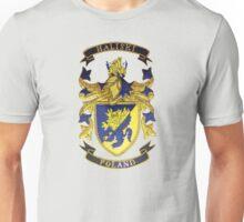 Haliski Family Coat of Arms, Version 1 Unisex T-Shirt