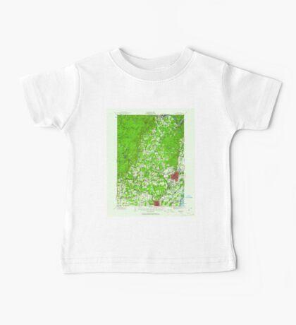New York NY Saratoga 129397 1947 62500 Baby Tee