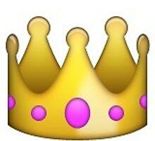 crown emoji by emconnors