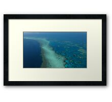 Earth 2 Framed Print