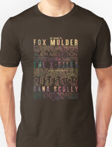 The X-Files Revival - Light T-Shirt