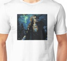 Commander Cullen Rutherford Digital Painting  Unisex T-Shirt