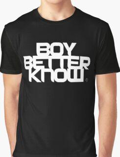 BBK | Boy Better Know Graphic T-Shirt