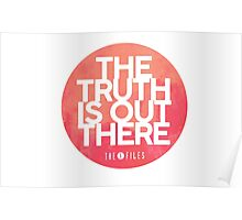 The Truth Is Out There Poster
