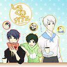 Shirokuma Cafe by ectini