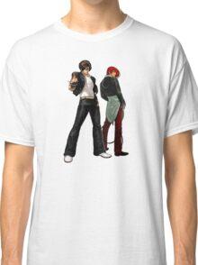 The King Of Fighters - Kyo Kusanagi Vs Iori Yagami Classic T-Shirt