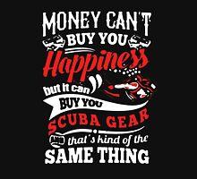 Scuba Diver Happiness Unisex T-Shirt