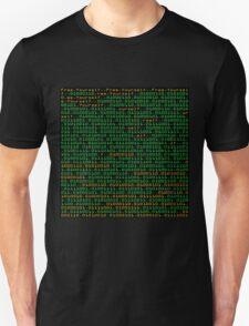Free Yourself Unisex T-Shirt