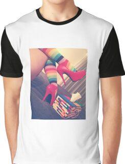 Rainbow Brite Graphic T-Shirt