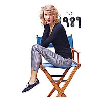 Taylor Swift - ts 1989 Photographic Print