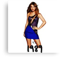 Taylor Swift 003 - ts 1989 Canvas Print