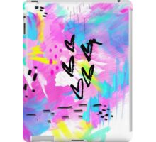 Multi Love iPad Case/Skin