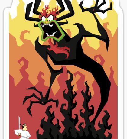 Samurai Jack! Sticker