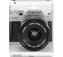 Canon AE-1 iPad Case/Skin