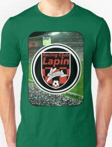 Racing Club Lapin - Red & Black Circle Logo (Stadium) T-Shirt