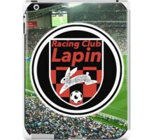 Racing Club Lapin - Red & Black Circle Logo (Stadium) iPad Case/Skin