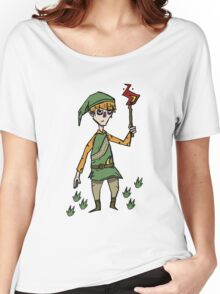 Link x don't starve Women's Relaxed Fit T-Shirt