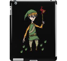Link x don't starve iPad Case/Skin