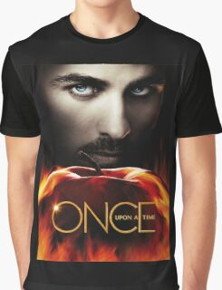 Captain Hook OUAT. Underworld. Graphic T-Shirt
