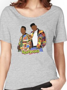 Fresh Prince of Bel-Air  Women's Relaxed Fit T-Shirt