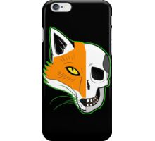 Fox Scull iPhone Case/Skin